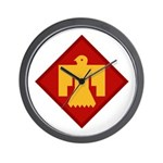 45th Infantry BCT Wall Clock