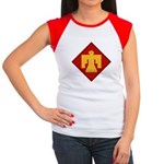 45th Infantry BCT Women's Cap Sleeve T-Shirt