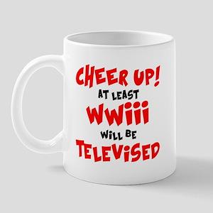 Wwiii Televised Mugs