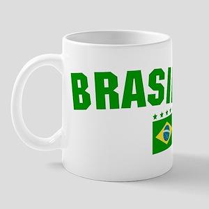 Brazil (Brasil) Mug
