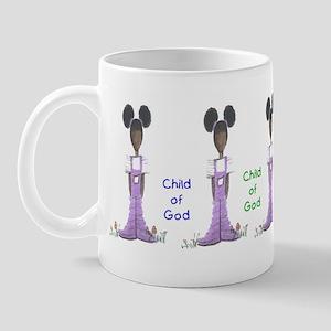 Child of God / Dayo Art Mug