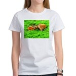 Nuzzling Cows Women's T-Shirt