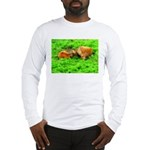 Nuzzling Cows Long Sleeve T-Shirt