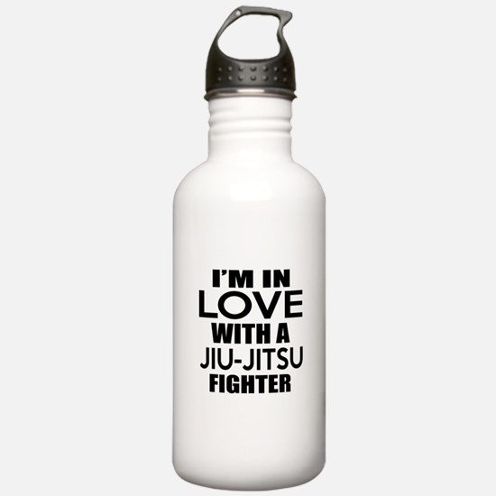I Am In Love With Jiu- Water Bottle