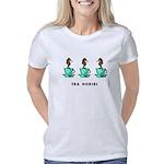 cafe_teahorses Women's Classic T-Shirt