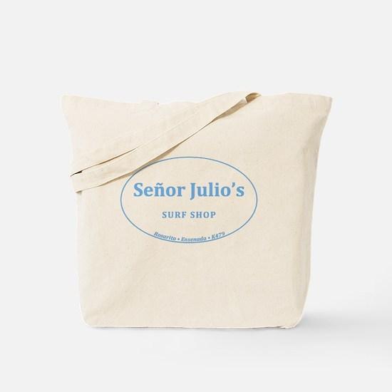 Funny Julio Tote Bag
