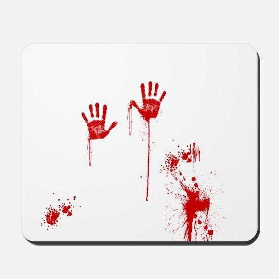 Horror Movie Mousepad