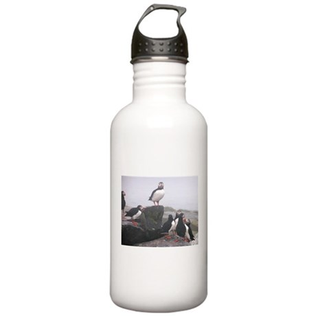 Puffin Conference Stainless Water Bottle 1.0L
