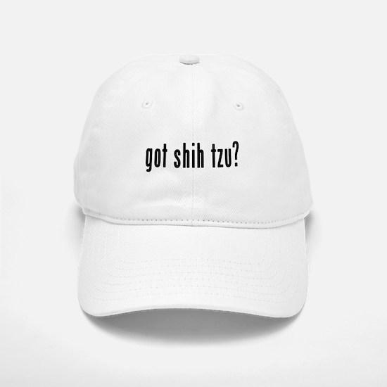 GOT SHIH TZU Baseball Baseball Cap