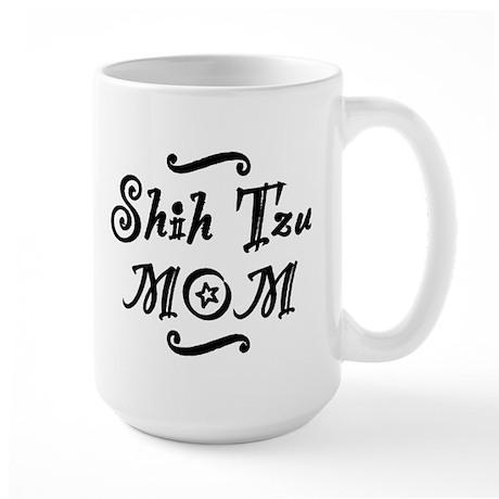 Shih Tzu MOM Large Mug