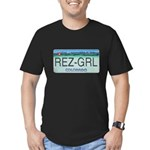 Colorado Rez Grl Men's Fitted T-Shirt (dark)
