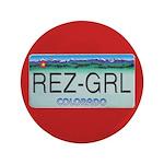"""Colorado Rez Grl 3.5"""" Button (100 pack)"""