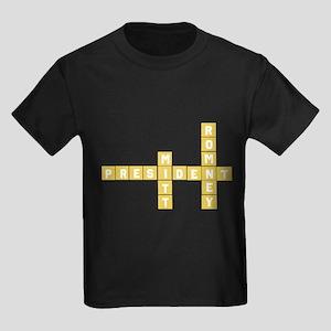 Romney Kids Dark T-Shirt