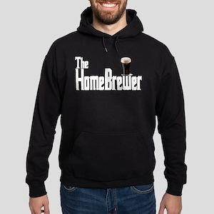 The HomeBrewer Stout Hoodie (dark)