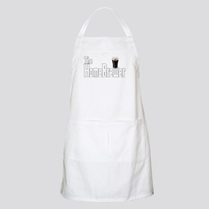 The HomeBrewer Stout Apron