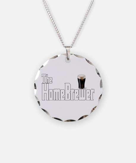 The HomeBrewer Stout Necklace