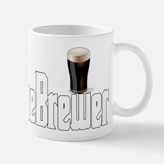 The HomeBrewer Stout Mug