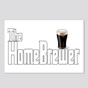 The HomeBrewer Stout Postcards (Package of 8)