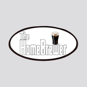 The HomeBrewer Stout Patches