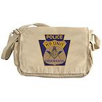 K9 Corps Masons Messenger Bag