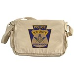 K9 Corps Masons Messenger Bag