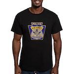 K9 Corps Masons Men's Fitted T-Shirt (dark)