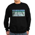 Colorado Rez Girl Sweatshirt (dark)