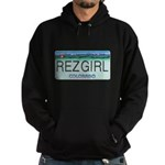 Colorado Rez Girl Hoodie (dark)