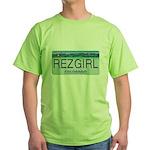 Colorado Rez Girl Green T-Shirt