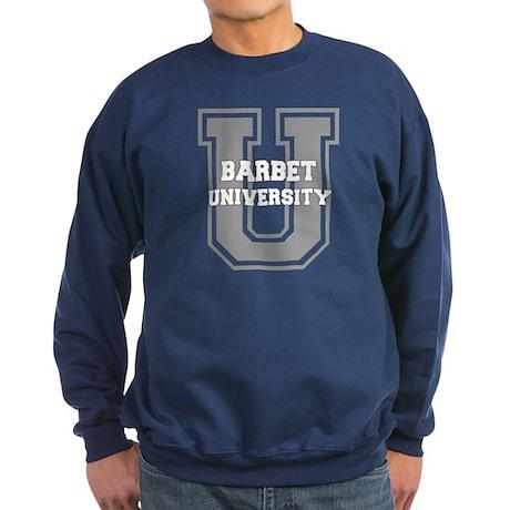 Barbet UNIVERSITY Sweatshirt (dark)
