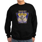 D. O. C. K9 Corps Sweatshirt (dark)