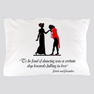 Fond of Dancing Pillow Case