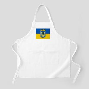 """Ukraine Pride"" Apron"