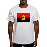 Angola Ash Grey T-Shirt