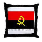 Angola Throw Pillow
