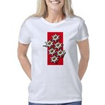 Edelweiss stack red Women's Classic T-Shirt