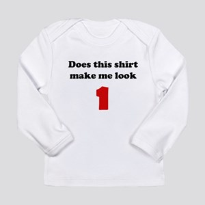 1 L Long Sleeve T-Shirt