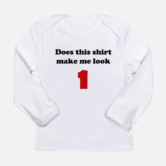 1 L Long Sleeve T-Shirt