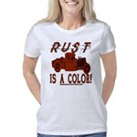 RUST IS A COLOR Women's Classic T-Shirt