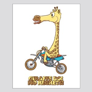 Giraffe Small Poster