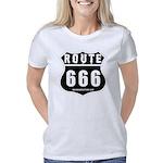 Route 666 black Women's Classic T-Shirt