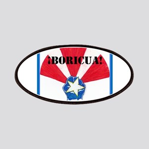 ¡Boricua! Patches