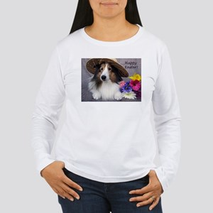 Happy Easter Women's Long Sleeve T-Shirt