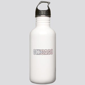 Chi Pr Flag Stainless Water Bottle 1.0L