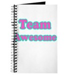 Team Awesome Journal