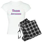 Team Awesome Women's Light Pajamas