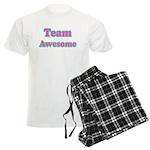 Team Awesome Men's Light Pajamas