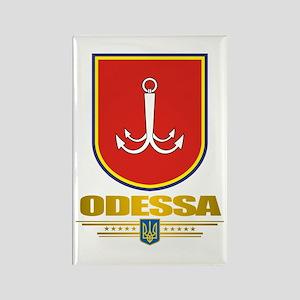 """Odessa"" Rectangle Magnet"