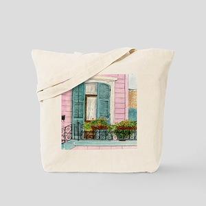 New Orleans Door Tote Bag