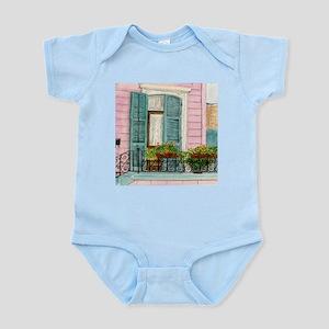 New Orleans Door Infant Bodysuit